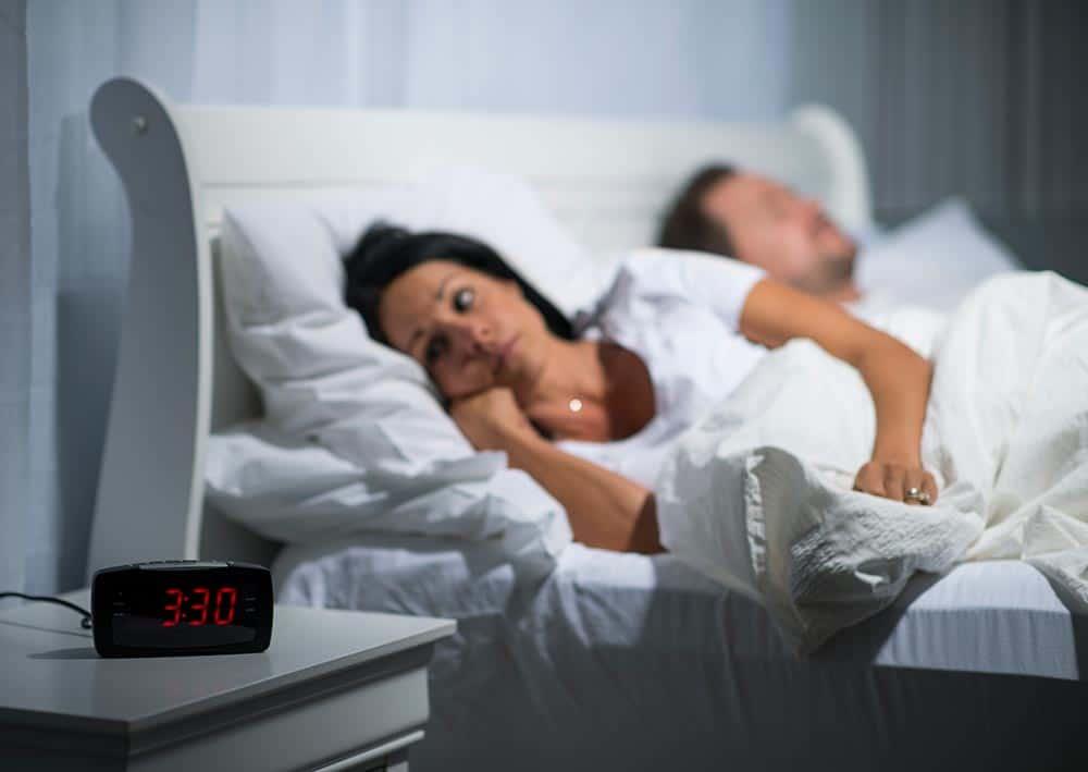 Бесплодие и проблемы со сном имеют взаимосвязь
