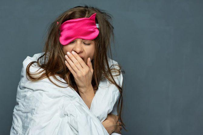 Взаємозв'язок безпліддя і проблем зі сном