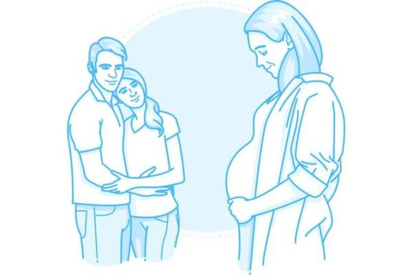 Плюси та мінуси сурогатного материнства