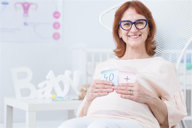 Чи впливає вік на зачаття?